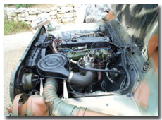 M151A2 Mutt Engine